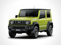 2020 Suzuki Jimny Interior: A Closer Look [Philkotse Guide]