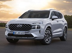 2021 Hyundai Santa Fe unveiled in official images: new platform, tech details