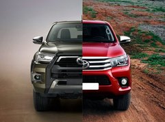 2020 Toyota Hilux Old vs New: Spot the differences
