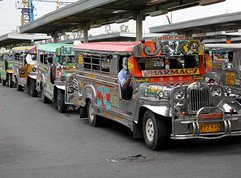 Icons of Philippine Motoring: The mighty Jeepney