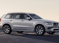 Get as much as P1-million discount on a Volvo, including XC90 hybrid