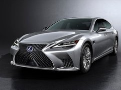 2021 Lexus LS gets a mid-cycle update, improving comfort and quietness