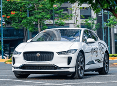 Award-winning 2020 Jaguar I-Pace all-electric now in the Philippines