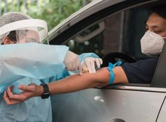 The Medical City's new weapon against COVID-19 is drive-thru testing