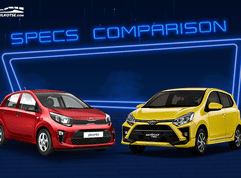 2020 Toyota Wigo vs Kia Picanto Comparison: Spec Sheet Battle