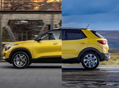 What's the difference between the Kia Seltos and the incoming Stonic?