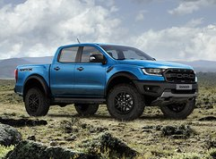 Get free 5-year PMS when you buy a Ford Ranger Raptor this month