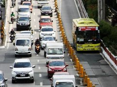 Government personnel among violators of EDSA bus lane: MMDA
