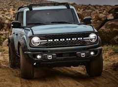 2021 Ford Bronco vs Bronco Sport: What are the differences?