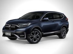 Thailand-spec Honda CR-V previews PH-bound refreshed model