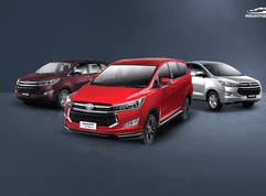 Which 2020 Toyota Innova should you buy? [Philkotse Guide]