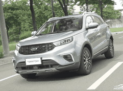 Ford Territory Quick Drive Review: Locked & loaded