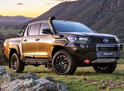 Toyota Hilux Rugged X, Rogue could be your dream pickup build