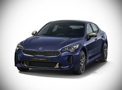 Help us find the uber-subtle changes in the Kia Stinger facelift