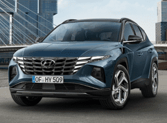 2021 Hyundai Tucson makes global debut and it wants your full attention