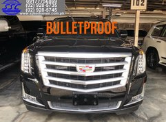 Brand New 2020 Cadillac Escalade INKAS Canada Bulletproof Level 6 Bullet Proof Armored