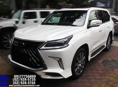 Brand New Lexus LX570 Super Sport (US SPEC/BEST PRICE!) LX 570 Supersport Pearl White brandnew
