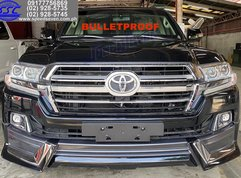 Brand New 2020 Toyota Land Cruiser Bulletproof Level 6 LandCruiser Bullet Proof LC200 LC 200