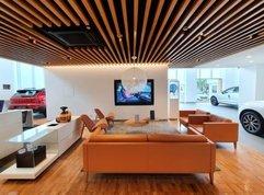 Volvo PH new Makati showroom features minimalist Scandinavian design