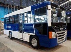 Hyundai's Class 3 modern jeepney gets DOTr certification
