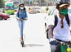 DOTr Secretary Tugade not in favor of registering e-bikes, scooters