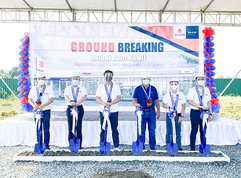 Suzuki breaks ground for its next dealership south of Metro Manila