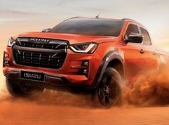 2021 Isuzu D-Max and Mazda BT-50 to get more off-road cred: Report