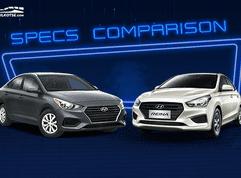 Sib Duel: 2020 Hyundai Accent vs Hyundai Reina Specs Comparison
