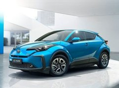 Does Toyota have a pure electric car? Will we ever see one here?