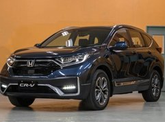 2021 Honda CR-V facelift spices things up for the Philippine market