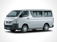 Toyota Hiace Commuter owners get discounted change oil service