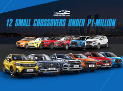 12 small crossovers you can buy under P1-million