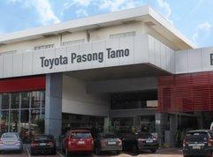 Toyota Pasong Tamo