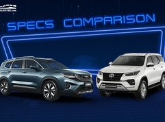 2021 Geely Okavango vs Toyota Fortuner Comparison: Spec Sheet Battle