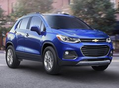 Chevrolet Trax now available with the most incredible discount until end of year