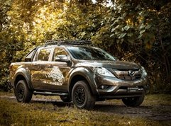 Mazda PH hopes to raise awareness with BT-50 4x4 Pangolin Edition