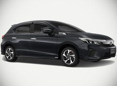 Check out these Modulo kits for 2021 Honda City Hatchback