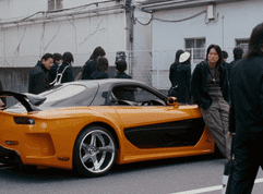 What exactly are Han's cars in The Fast and Furious: Tokyo Drift?