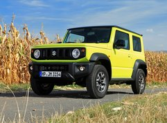 Suzuki now makes Jimny in India. Could PH source the off-roader there?