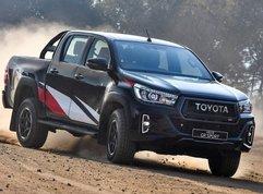 Toyota Hilux GR Sport coming October 2021?