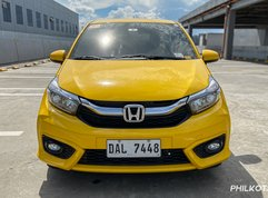 Honda Brio available with 0% installment, credit card payment options