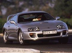 Toyota Supra A80: engineering crown jewel