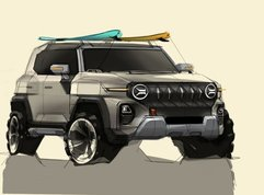Would you like this gnarly SsangYong SUV to become a reality?