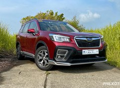 2021 Subaru Forester GT Lite Review | Philkotse Philippines