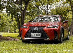 2021 Lexus UX 200 Review | Philkotse Philippines