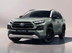 2022 Toyota RAV4 wants to go on an adventure