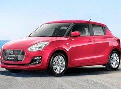 Suzuki Swift is offered with P80K cash discount this month