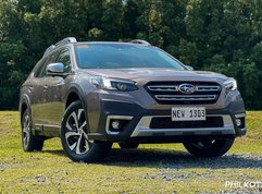 2022 Subaru Outback Review   Philkotse Philippines