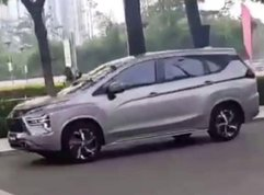 2022 Mitsubishi Xpander to get restyled front end