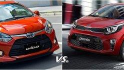 [Car Showdown 101] 2018 Toyota Wigo vs Kia Picanto: Who rules hatchback segment in the Philippines?